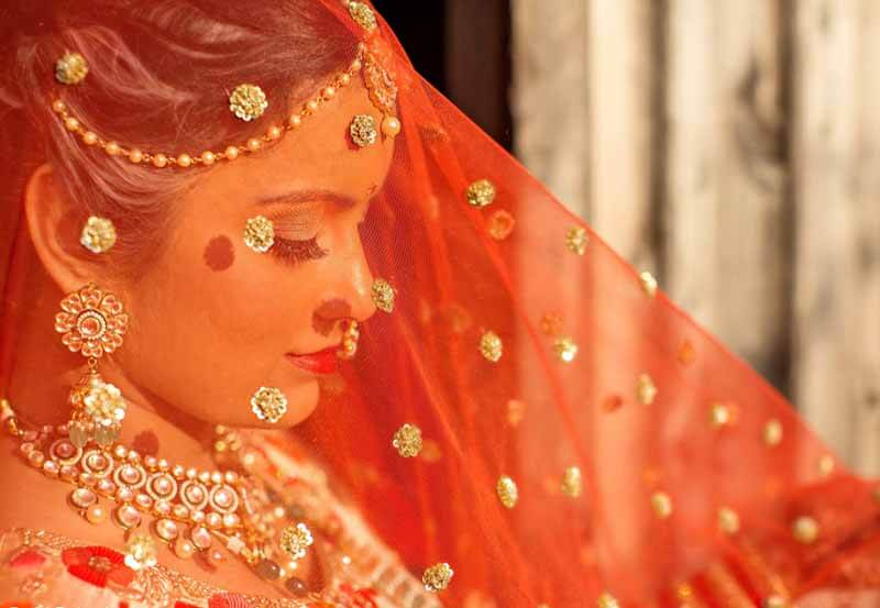 Dupattas, Ghoonghats and Bridal Accessory List