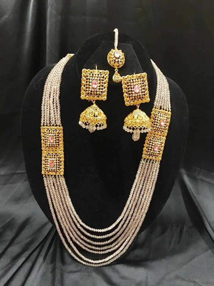 Bridal Rani Haar - bridal accessory list