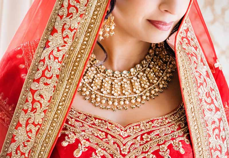 Bridal Choker - bridal accessory list