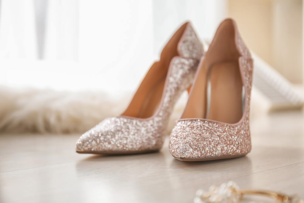 Bridal Shoes - Bridal Accessory List