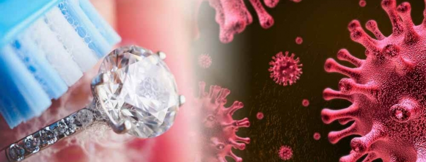 WHY IT IS IMPORTANT TO CLEAN YOUR JEWELLERY DURING CORONA VIRUS OUTBREAK