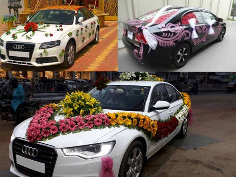 Arranging a Car - Managing Pakistani Wedding Accessories