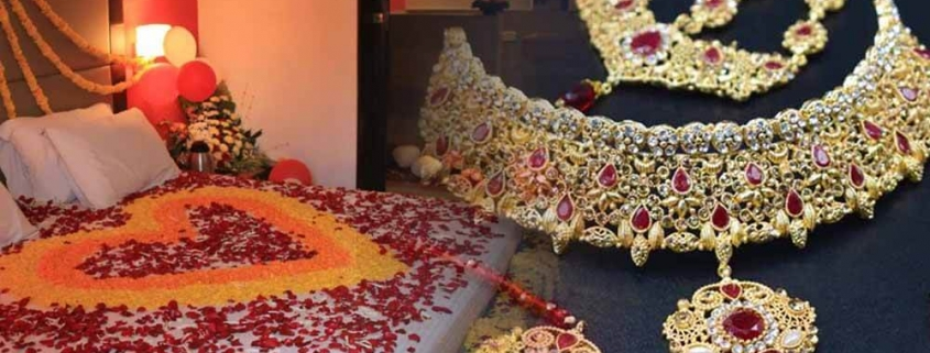 Managing Pakistani Wedding Accessories